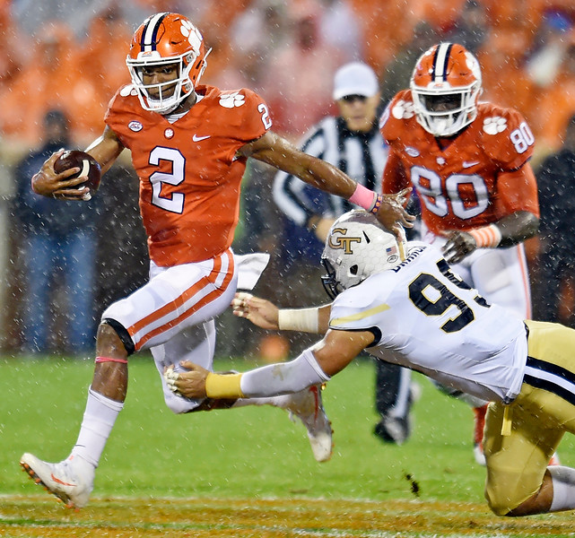 Clemson vs Georgia Tech