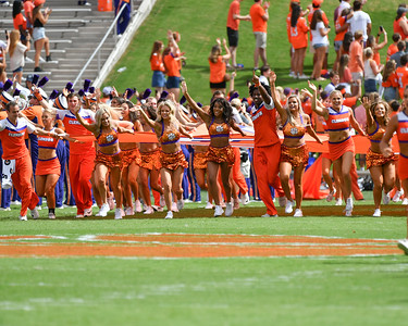 Clemson vs Georgia Southern 2018 - For Media use only