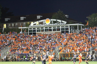 Clemson vs. South Carolina men's soccer