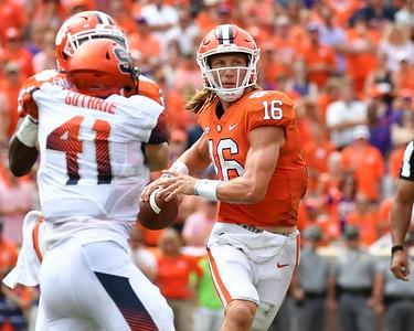 Clemson vs Syracuse Football 2018 - For Media Use Only