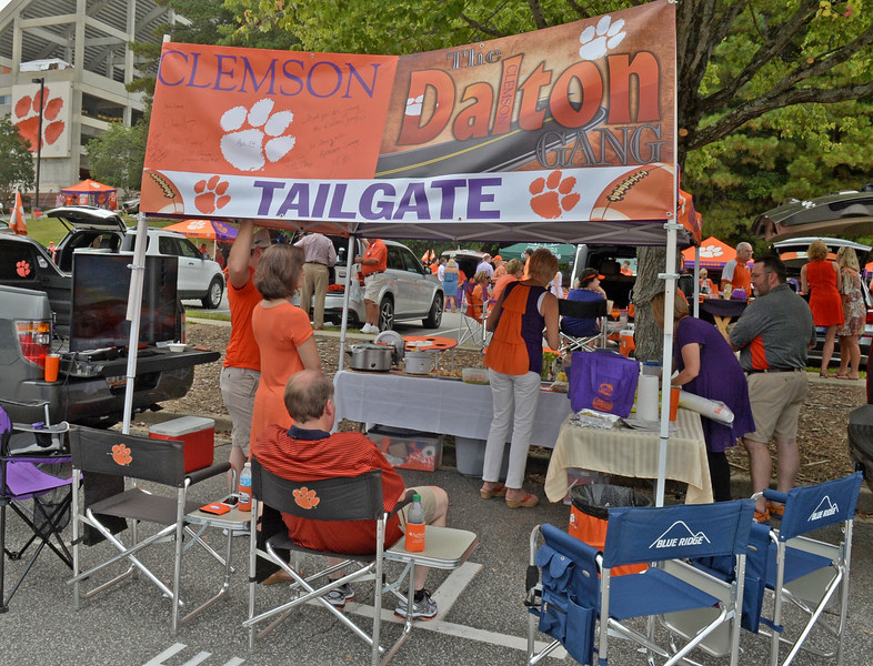 Clemson vs South Carolina State