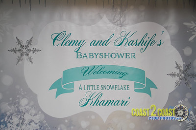 Clemy & Kashife Baby Shower