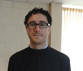 Lewis Rabayda - Blessing of First Cassock - July 2010