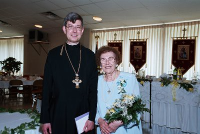 Father John Basarab - 25th Anniversary of Ordination