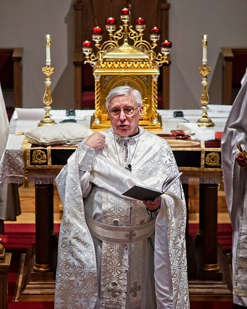 Monsignor George Dobes - 50th Anniversary of Ordination