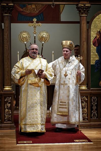 Ordination of Deacon Peter Turko - June 21, 2015