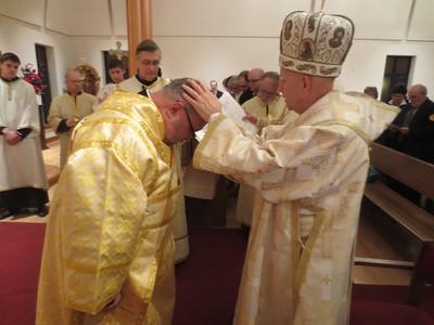 Ordination of Subdeacon Turko