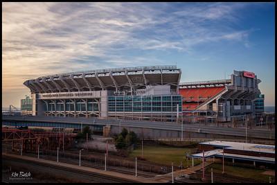Cleveland Stadium 075