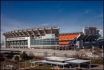 Cleveland Stadium 152