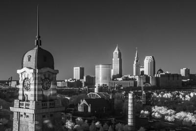 Cleveland Westside Market View