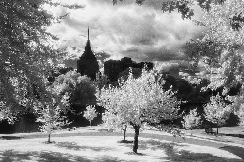 Eucid-Epworth Church Landscape Wade Lagoon