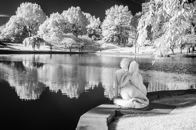 Lovers On The Lagoon - Mermaids of Earth
