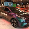 Customized Toyota C-HR. David S. Glasier, The News-Herald