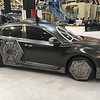 """Star Wars: The Lasdt Jedi "" themed 2018 Nissan Altima"