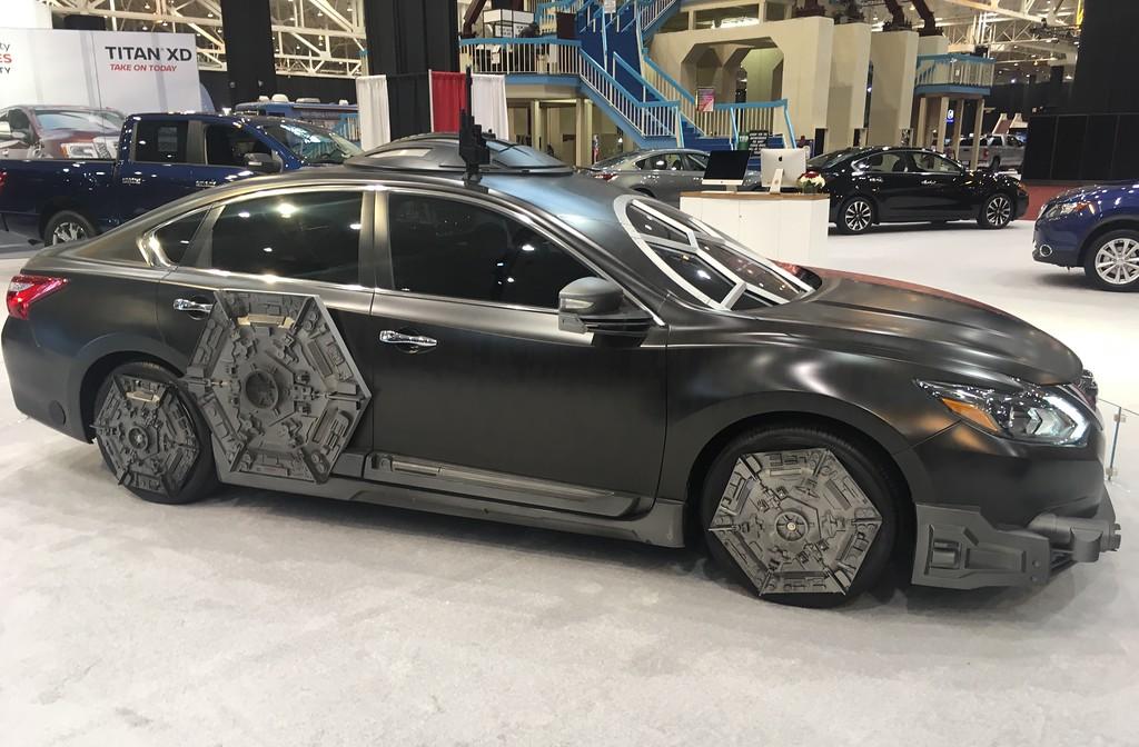 PHOTOS Cleveland Auto Show NewsHerald - Ix center car show 2018