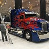 "Optimus Prime truck from the ""Transformer"" movie series. David S. Glasier, The News-Herald"