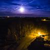 Full Moon at Po' Monkey's