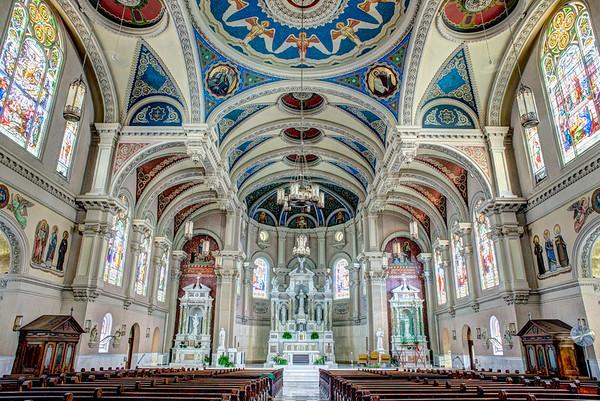 ST BERNARD CATHOLIC CHURCH