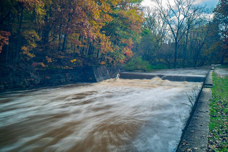 Rocky River Spillway