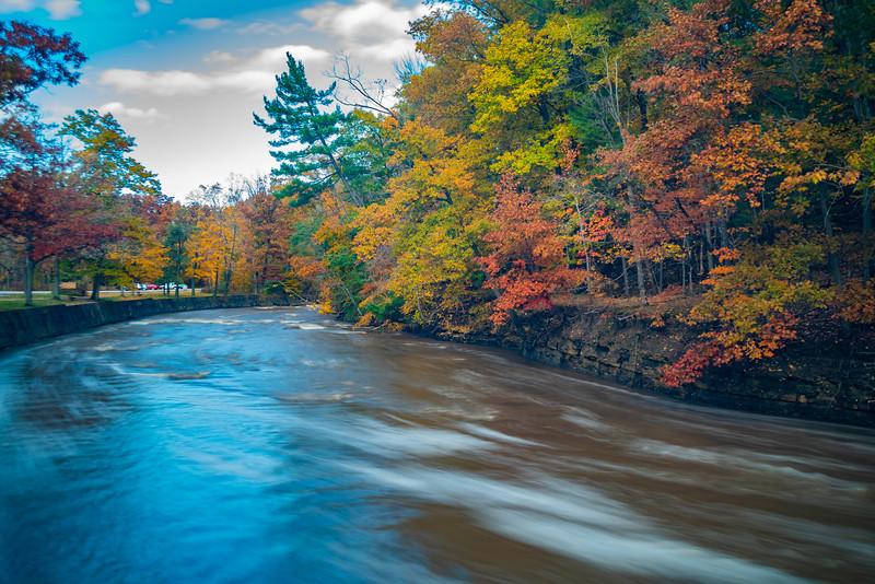 Rocky River Color