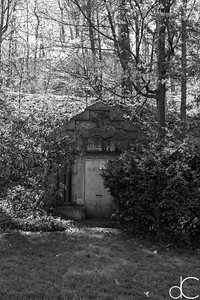 Wilson Mausoleum, April 2017.
