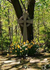 Fabens Family Monument, April 2017.