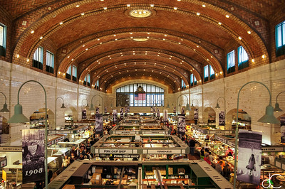The West Side Market, 2013.