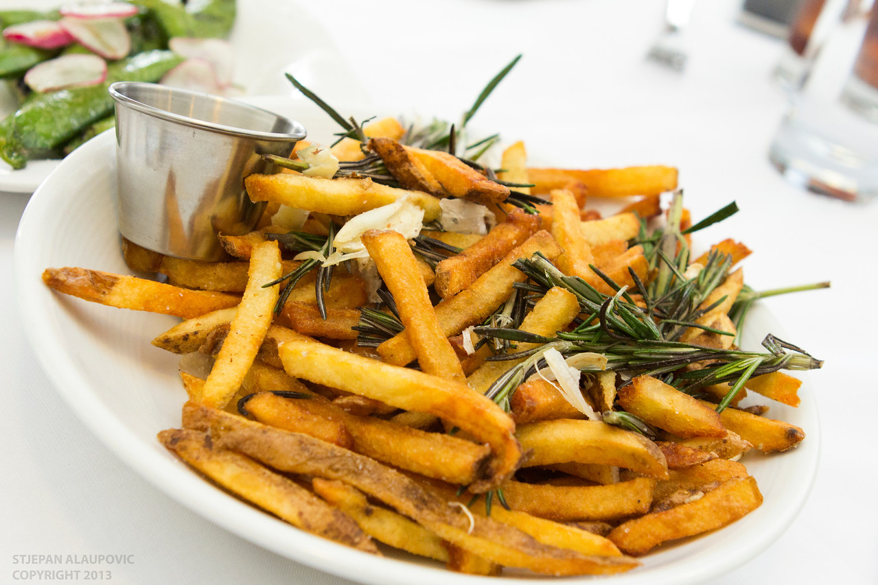 Rosemary French Fries at Green House Tavern