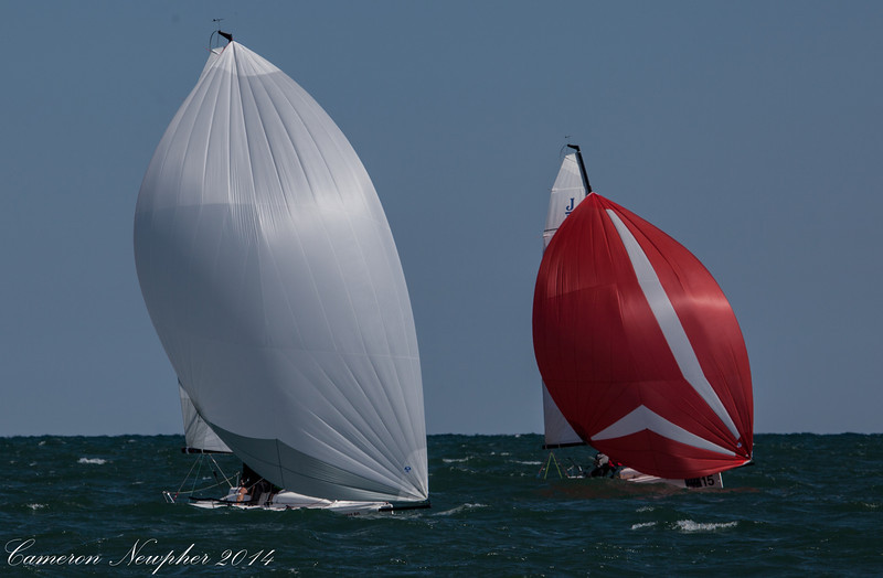 Cleveland Race Week 2014 - Race Day 2