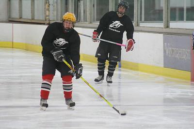Spring 2007 Hockey U18s