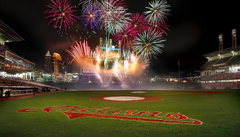 Indians Fireworks