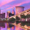 Impressionistic Cleveland