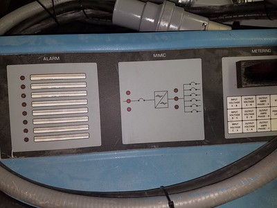 old power conditioner pdu