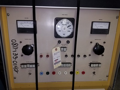 a wattr calibrator!