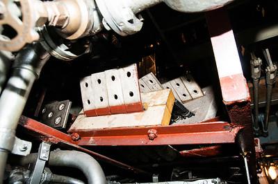 Port motor lugs.