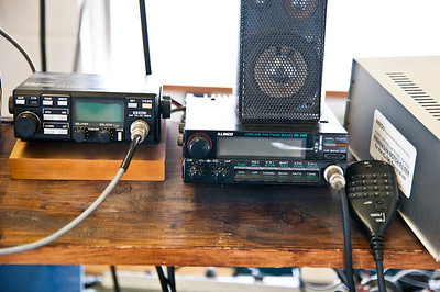 Our VHF/UHF radios.