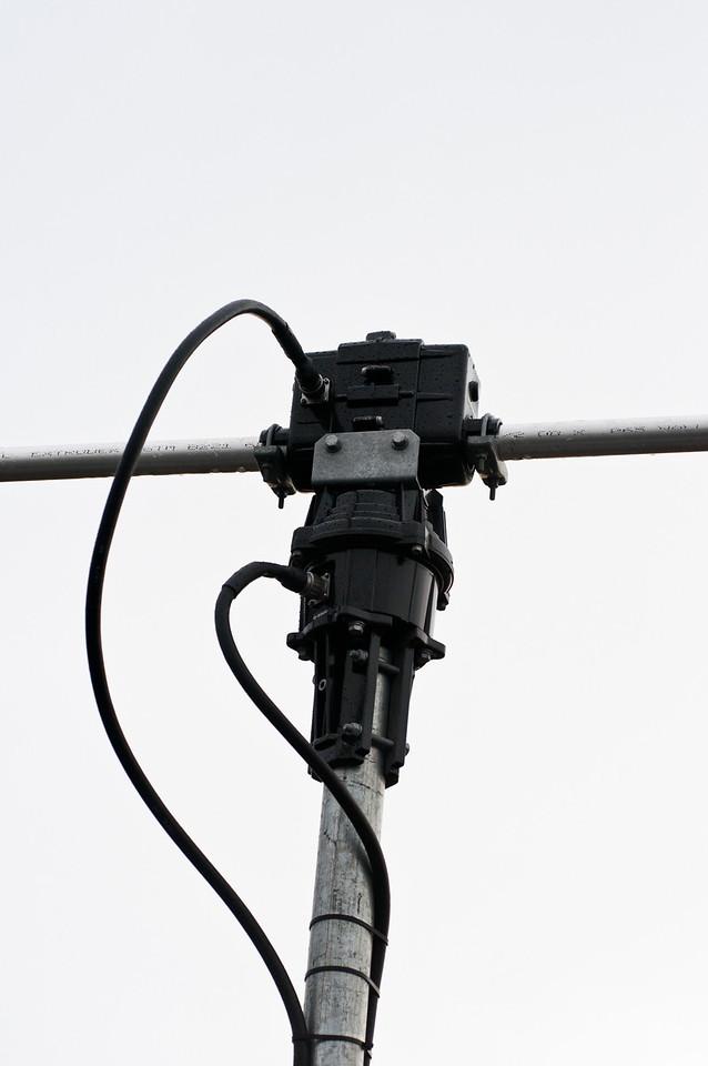 EME rotator detail.