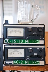 HF antenna rotator controllers.