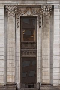 Second Floor Exterior Columns