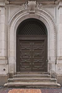 Euclid Ave. Entrance