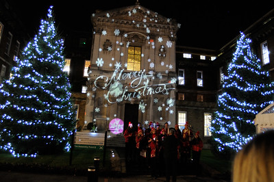 Light up a Life, St John's Hospice 2017