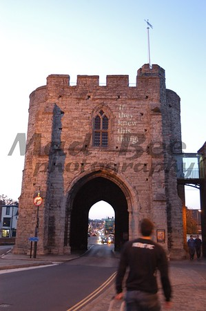 Poerty City - Westgate Towers, Canterbury 2011