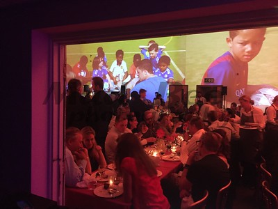 Portobello Rugby Trust's Annual Fundraising Dinner, September 2017