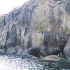 Clibberswick, Unst, Steatite Working, April 2007