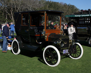 1909 Ford Model T Town Car 1639