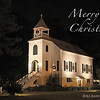 Christmas time in St. Marys, GA.<br /> Presbyterian Church.