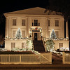 Christmas in downtown St. Marys, GA<br /> Orange Hall.