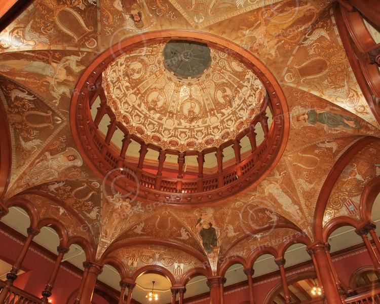 Flagler College, formerly The Ponce de Leon Hotel built by Henry Flagler.