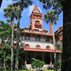 Flagler College, formerly The Ponce de Leon Hotel built by Henry Flagler.