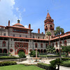 Flagler College, formerly The Ponce de Leon Hotel built by Henry Flagler.<br /> St. Augustine, FL